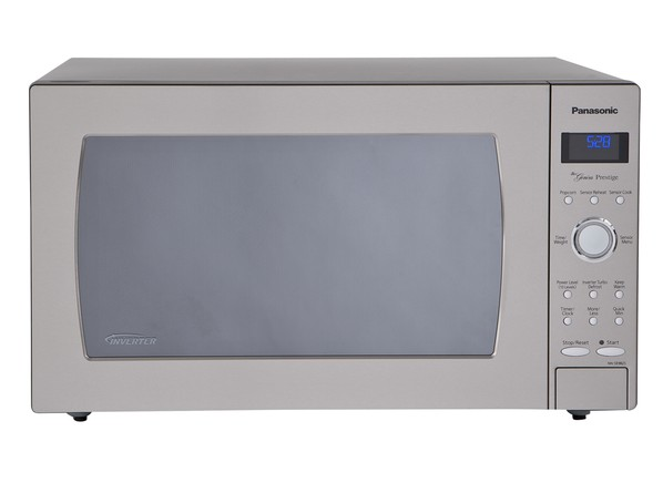 Countertop Microwave Reviews Consumer Search : Panasonic Genius Prestige NN-SE982S Microwave Oven - Consumer Reports