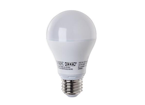 ikea ledare e26 led 400 lumens ikea lightbulb consumer reports. Black Bedroom Furniture Sets. Home Design Ideas