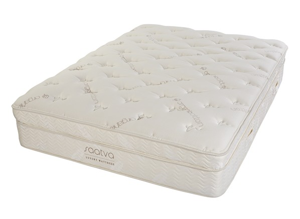 Saatva luxury firm euro pillowtop mattress consumer reports for Saatva mattress