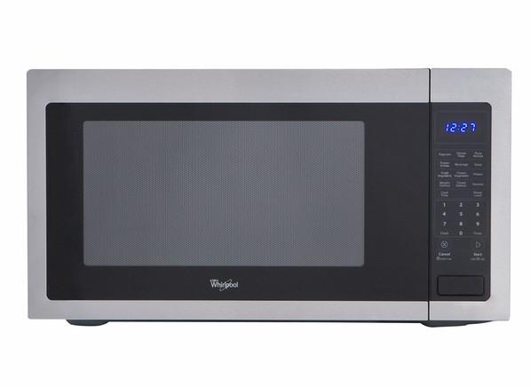 Whirlpool WMC50522AWS Microwave Oven - Consumer Reports