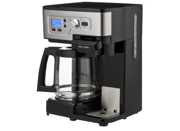 Single Cup Coffee Maker Reviews Consumer Reports : Consumer Reports - Hamilton Beach 2-Way FlexBrew 49983 Specs
