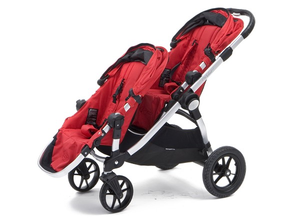 baby jogger city select with double seat stroller. Black Bedroom Furniture Sets. Home Design Ideas