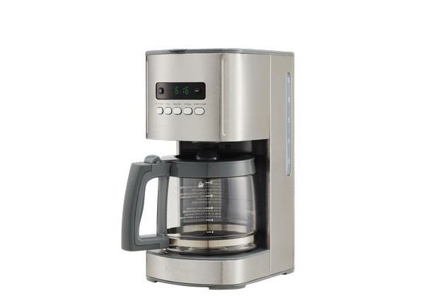 Drip Coffee Maker Recommendations : Consumer Reports - Kenmore Programmable 367101 Specs