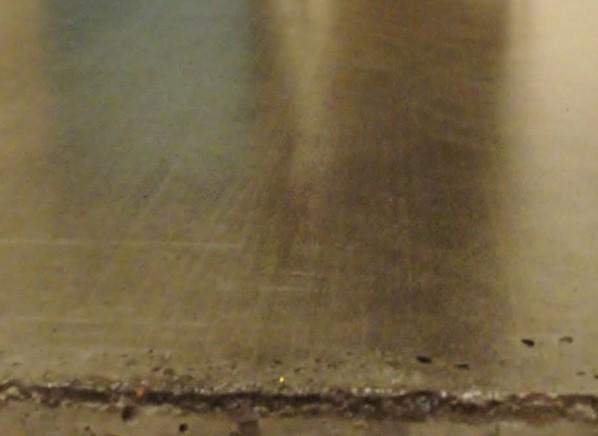 Concrete (penetrating sealer) Countertop - Consumer Reports