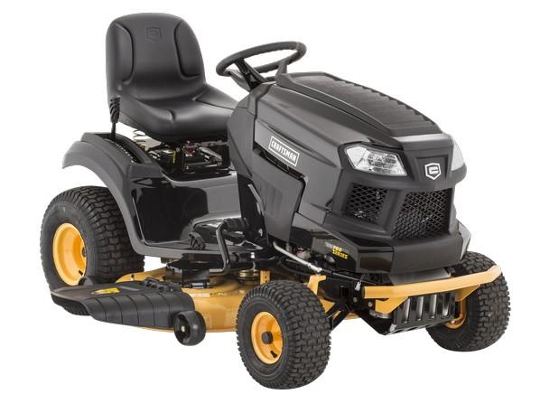 sears craftsman lawn tractor manual