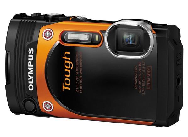 Olympus Stylus TG-860