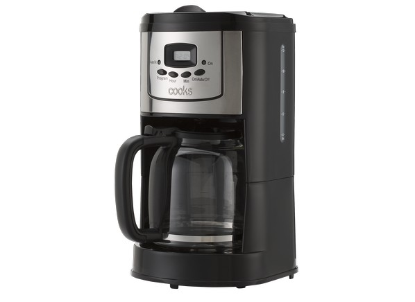 Coffee Maker Jcpenney : Consumer Reports - Cooks Programmable 12-cup (JC Penney)