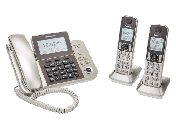 consumer records cord-less phones