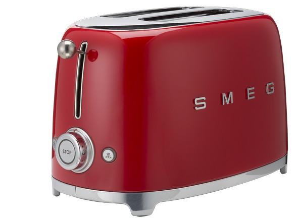 smeg 2 slice tsf01 toaster. Black Bedroom Furniture Sets. Home Design Ideas