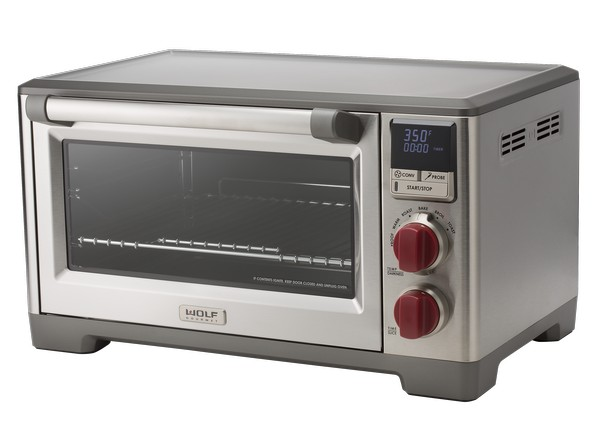 Wolf Countertop Convection Oven Reviews : ... toaster ovens ratings wolf gourmet countertop wgco100s oven toaster