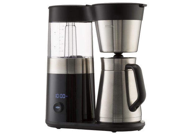 Oxo Coffee Maker Review 9 Cup : Consumer Reports - Oxo Barista Brain 9-Cup 8710100
