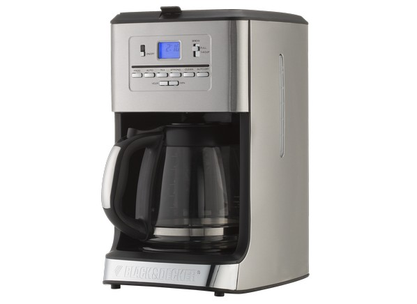 Black And Decker Coffee Maker Models : Consumer Reports - Black+Decker 12-Cup Tea and Coffeemaker CM3005S