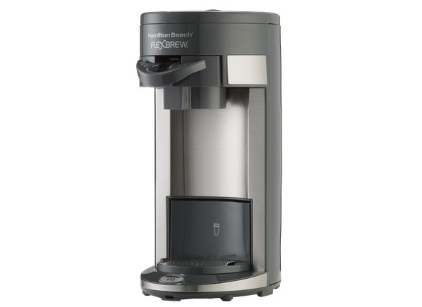 Single Cup Coffee Maker Reviews Consumer Reports : Consumer Reports - Hamilton Beach FlexBrew Single Serve 49963 Shopping