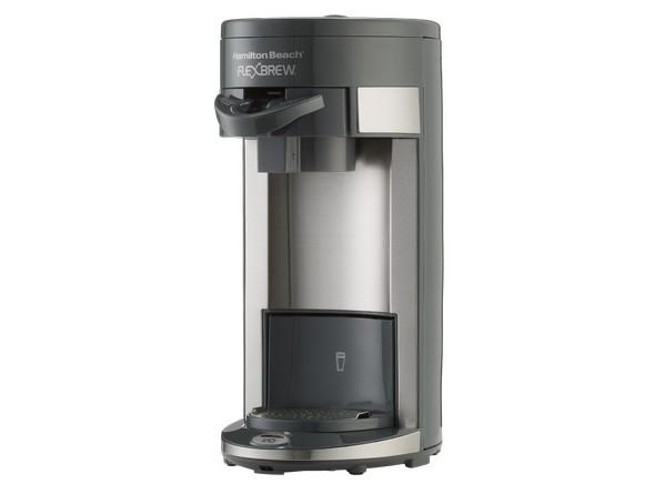 Coffee Maker Reviews Consumer Reports : Consumer Reports - Hamilton Beach FlexBrew Single Serve 49963 Shopping
