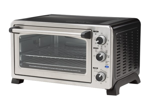 Farberware Convection Countertop Oven Stainless Steel Review : ... toaster ovens ratings farberware stainless steel mc25cex oven toaster
