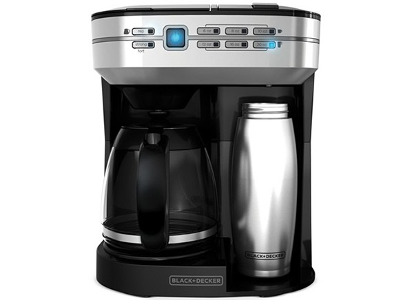 Coffee Maker Dual Brew : Consumer Reports - Black+Decker Cafe Select Dual Brew CM6000BDM