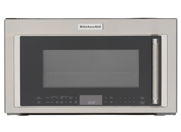 kitchenaid kmhp519ess microwave oven - consumer reports
