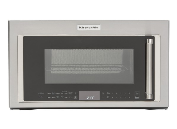 kitchenaid kmhc319ess microwave oven - consumer reports