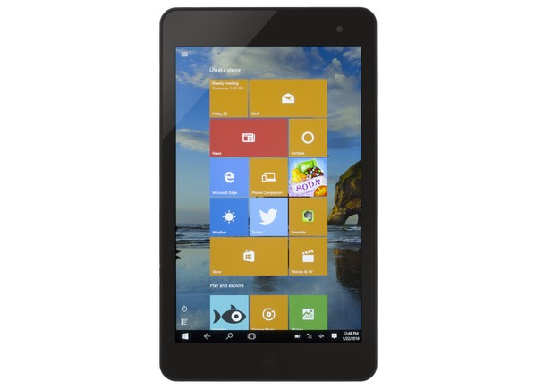 HP Envy 8 Note (4G, 32GB) Tablet