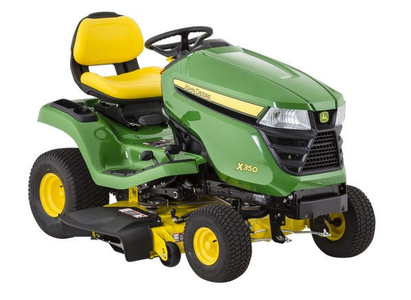 John Deere X350 42 Lawn Mower Amp Tractor Consumer Reports