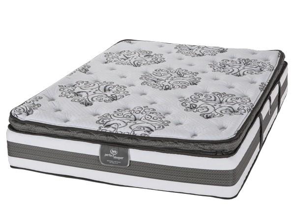 Serta perfect sleeper elegant retreat pillowtop mattress for Best side sleeper pillow consumer report