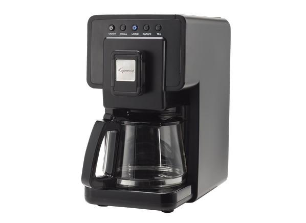 Coffee Maker Reviews Consumer Reports : Consumer Reports - Capresso Triple Brew