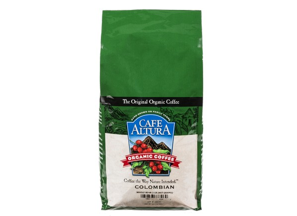 Cafe Altura Organic Colombian...