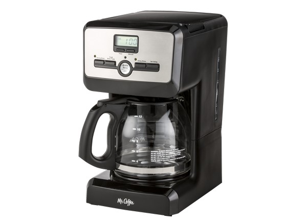 Drip Coffee Makers At Target : Consumer Reports - Mr. Coffee BVMC-PJX23 (Target exclusive)