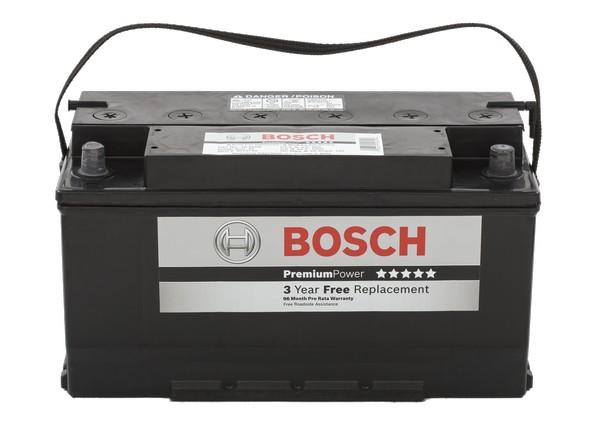 Consmer Rports Bosch Car Battery