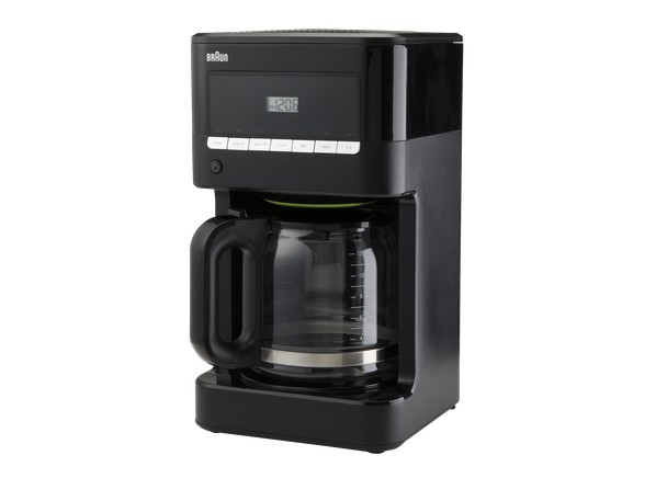 Consumer Reports - Braun BrewSense 12-cup Programmable KF7000BK Reviews