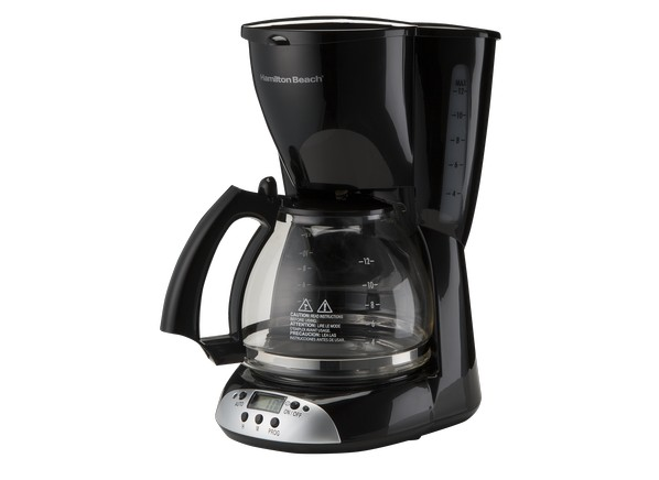 Single Cup Coffee Maker Reviews Consumer Reports : Consumer Reports - Hamilton Beach 12-cup Programmable 49465