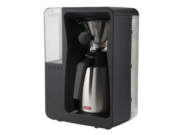 Bodum Coffee Maker Drip : Consumer Reports - Bodum Bistro Automatic Pour Over 11001-01TG