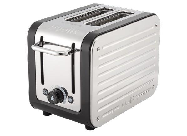 dualit design series 26555 2 slice toaster. Black Bedroom Furniture Sets. Home Design Ideas