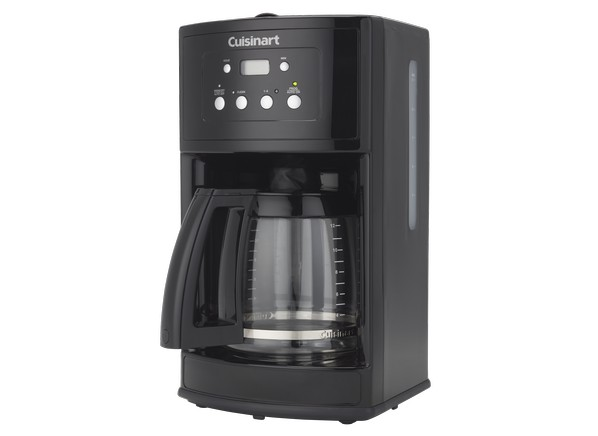 Cuisinart Coffee Maker Dcc 500 : Consumer Reports - Cuisinart 12-Cup Programmable DCC-500