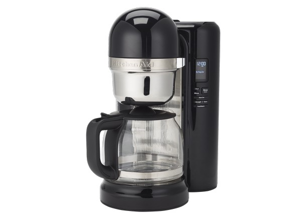Consumer Reports - KitchenAid 12-Cup with 1-touch Brewing KCM1204 Shopping