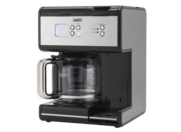 Drip Coffee Maker Recommendations : Consumer Reports - Bialetti Triple Brew TSK-1180R2B 35018