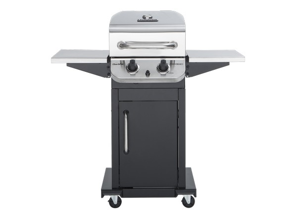 Gas Grill With Natural Gas Char Broil