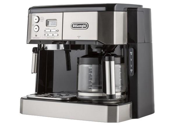 Drip Coffee Maker Recommendations : Consumer Reports - DeLonghi Combi BCO 430