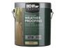 Premium Solid Color Weatherproofing Wood Stain (Home Depot)) thumbnail