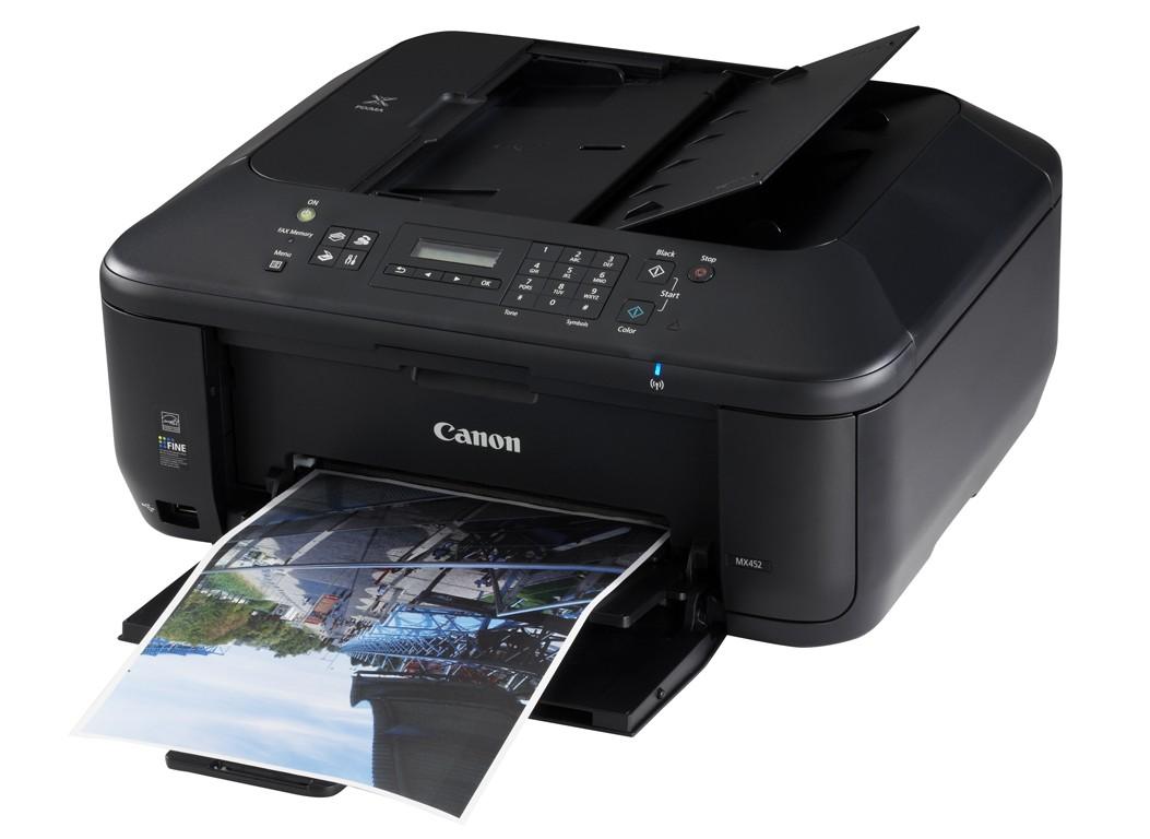 Canon Pixma MX452 Driver Download